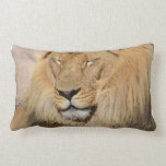 Adorable Lion Lumbar Pillow