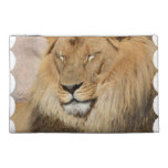 Adorable Lion Travel Accessory Bag