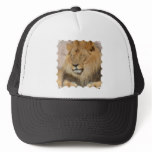 Adorable Lion Trucker Hat