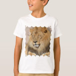 Adorable Lion T-Shirt