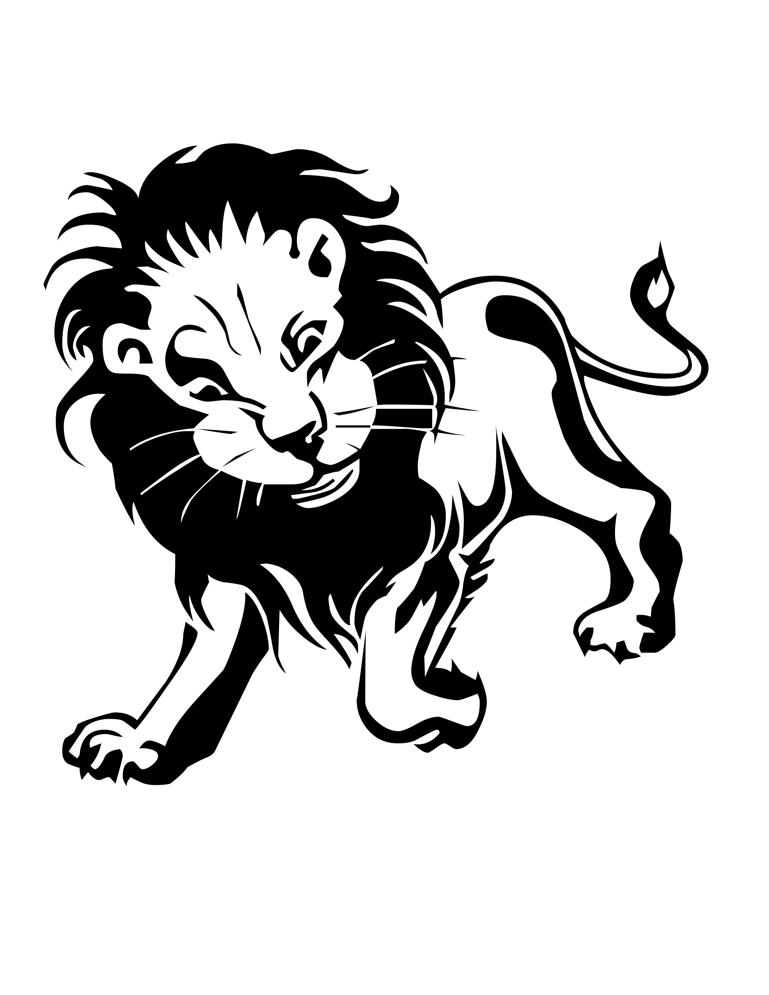 Lion head coloring pages - Source Www About Lions Com Report Lion Head Coloring Pages